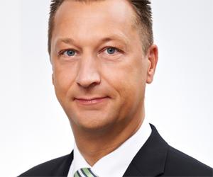 Harald Friedrich, Geschäftsführer von Robert Bosch Hausgeräte,