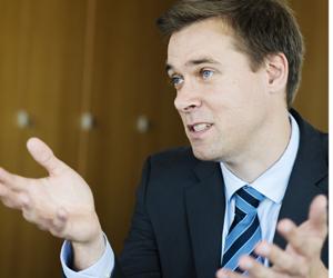 Andreas Leckelt, Geschäftsführer der LARANSA PWM GmbH