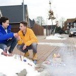 Mit Böllern und Raketen: So gelingt ungetrübtes Silvestervergnügen