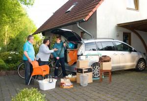 Wer seinen eigenen Hausstand gründet, benötigt oft auch eigene Versicherungen (HDI/Sigrun Bilges)