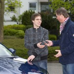 Eine Kfz-Versicherung hilft auch das eigene Auto absichern