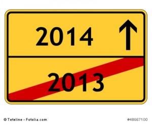 2013 - 2014 ( © Teteline - Fotolia.com)