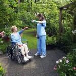 Senioren legen großen Wert auf ein würdiges und selbstbestimmtes Altern