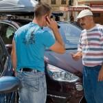 Deutsche Autofahrer melden die meisten Unfälle aus Italien