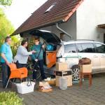 Eine Hausratversicherung hilft das eigene Hab und Gut zu schützen