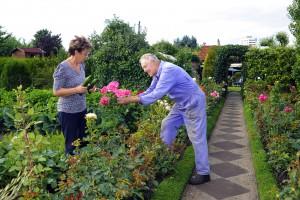 Wer so frühzeitig wie möglich mit privater Altersvorsorge beginnt, kann seinen Lebensstandard auch in den späteren Jahren erhalten (HDI / Sigrun Bilges)